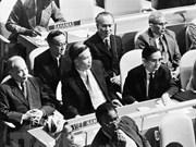 [Fotos] Marcadores en la historia de la incorporación de Vietnam a las Naciones Unidas