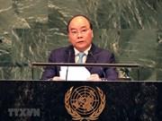 [Fotos] Actividades del premier Nguyen Xuan Phuc en Nueva York