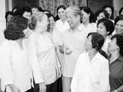 [Foto] Actividades destacadas de Do Muoi, exsecretario general del Partido Comunista de Vietnam