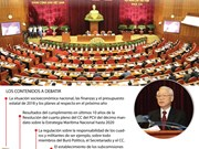 [Infografía] El VIII pleno del Comité Central del PCV debate asuntos sustanciales del país