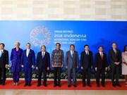 [Fotos] Premier de Vietnam continúa intensa agenda en conferencia anual del Fondo Monetario Internacional y Banco Mundial