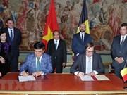 Vietnam y Bélgica ratifican compromiso de robustecer relaciones multifacéticas