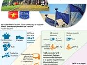 [Infografía] Estrechos nexos entre Vietnam y la Unión Europea