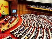 [Foto] Inician sexto período de sesiones del Parlamento de Vietnam