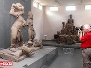 [Foto] Un recorrido por el museo de escultura Cham en Da Nang