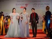 [Foto] Artistas en el Festival Internacional de Cine Hanoi