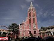 [Foto] Iglesia Tan Dinh: una de las más grandes en Ciudad Ho Chi Minh