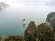 """[Foto] Sorprendente belleza de """"Ha Long entre montañas y bosques"""""""