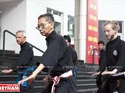 (Foto) Thuy Phap: arte marcial vietnamita en Bélgica