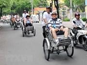 Ciudad Ho Chi Minh recibe a turista número siete millones