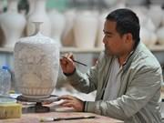 [Fotos] Aldea de producción de cerámica Bo Bat