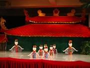 [Televisión] Espectáculo de marionetas acuáticas, arte escénica tradicional vietnamita