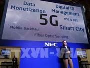 (Televisión) Realizan en urbes vietnamitas servicios experimentales de tecnología 5G
