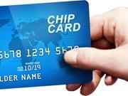 (Televisión) Presentan en Vietnam primeras tarjetas de débito domésticas con chip