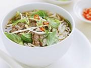 """(Televisión) """"Pho"""" vietnamita nombrado entre platos de tazón favoritos en mundo"""