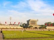 Recorren lugares históricos del otoño de 1945 en Hanoi a través de fotografías