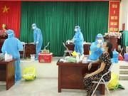 Hanoi corre a contrarreloj para testear a grupos de alto riesgo del COVID-19