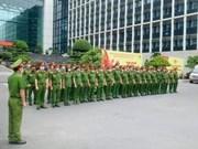 Despliegan personal militar para respaldar lucha contra el COVID-19 en Ciudad Ho Chi Minh