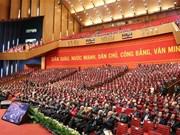 Se inicia el XIII Congreso Nacional del Partido Comunista de Vietnam