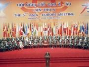 Vietnam, miembro activo, dinámico y responsable de ASEM