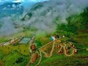 El resort en provincia vietnamita de Ha Giang establece récord nacional