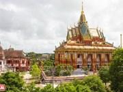Pagoda Ghositaram: museo de bellas artes de los khmeres en Vietnam