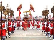 Rito dedicado a los Reyes Hung, rasgo distintivo de identidad cultural vietnamita