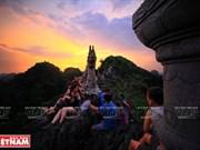 [Fotos] Turistas hechizados por paisajes majestuosos de montaña Mua en Vietnam