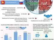 [Infografía] Vietnam y Rusia profundizan asociación estratégica integral