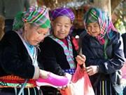 [Fotos]  Mercado de etnias minoritarias Sin Suoi Ho, destino turístico en frontera de Vietnam