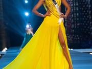 [Foto] Vietnam entre las cinco finalistas de Miss Universo 2018