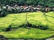 Descubren la Reserva Natural de Pu Luong en provincia vietnamita de Thanh Hoa