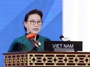 Asamblea Nacional de Vietnam, miembro responsable en implementación de resoluciones e iniciativas de UIP