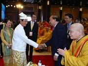 [Foto] Recibe Vietnam delegados internacionales en Día de Vesak 2019 de Naciones Unidas