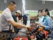 Busca sector de cuero y calzado vietnamita desarrollar sus propias marcas
