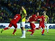 [Foto] Vietnam vence 1-0 a Tailandia en la Copa del Rey
