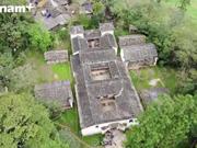 [Video] Impresionante mansión antigua en provincia vietnamita de Ha Giang