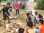 Parque de aventuras estimulan creatividad de los niños