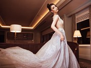 Candidatas al concurso Miss Universal Vietnam 2019