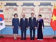 Primer ministro de Vietnam realiza visita a Corea del Sur