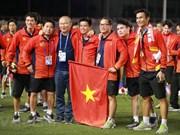 Vietnam, campeón de SEA Games 30