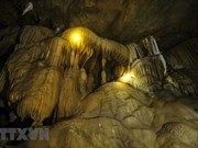 Exploran la cueva Chua Ta, vestigio nacional en la provincia de Dien Bien