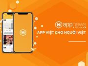 (Televisión) Debuta plataforma Appnews Vietnam para agencias de prensa