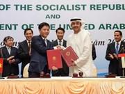 (Video) Vínculos entre Vietnam y los Emiratos Árabes Unidos: relaciones por el beneficio común