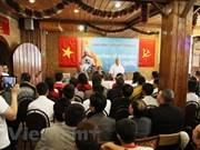 [Video] Vietnamitas en ciudad rusa y el amor al mar e islas de tierra natal