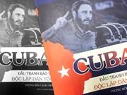 (Televisión) Presentan en Vietnam libro sobre lucha independentista de Cuba