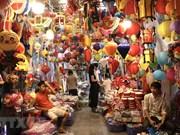[Foto] Hanoyenses disfrutan el Festival del Medio Otoño en el casco antiguo