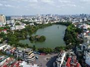 "Los lagos de Hanoi, ""pulmones verdes"" de la capital"