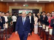 Primer ministro de Vietnam asiste a la Asamblea del Comité Partidista de Ciudad Ho Chi Minh
