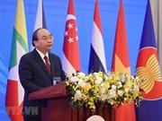 Inauguran XXXVII Cumbre de la ASEAN